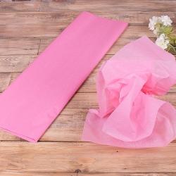 тишью Испанская премиум 60*70см розовая