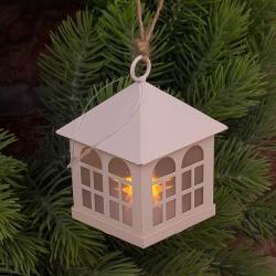 домик подвесной с LED подсветкой