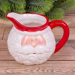 """Молочник""""Санта Клаус """""""