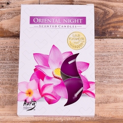 Арома свечи таблетки «vanilla - orchid»