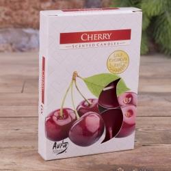 Арома свечи таблетки «cherry »