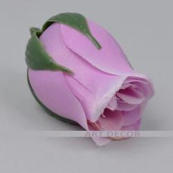 бутон розы фиолетовый