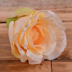 """Головка розы """"аква"""" персиковая peach"""