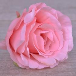 """головка розы """"аква"""" rose quartz"""