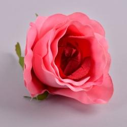 """Головка розы """"вивальди"""" красно-розовая"""