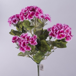 букет пеларгония большая розовая