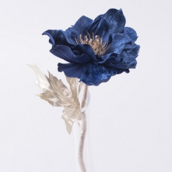 анемона бархатная (DKBL-01 - синяя)