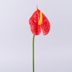 антуриум латексный красный