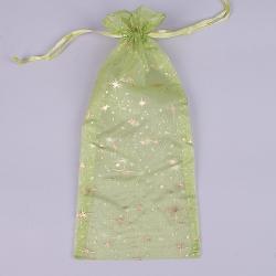 мешочек с органзы для конфет