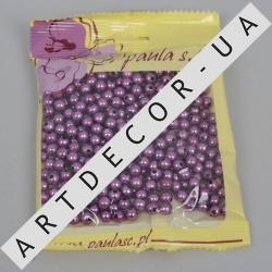 бусинки маленькие фиолетовые