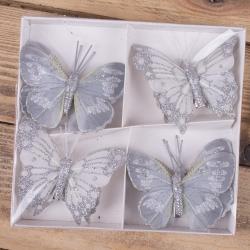 бабочки 8см (8шт)