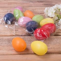 "Яйца ""разноцветные"" 12шт"
