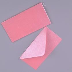 Конверт большой розовый (набор 10шт)