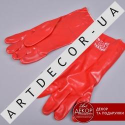 перчатки защитные ПВХ RPCV35