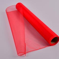 органза (RED - 065) 39 см