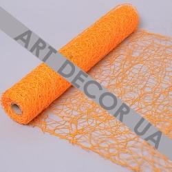 """сетка """"sisal mesh"""" оранжевая"""