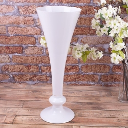 ваза металлическая большая