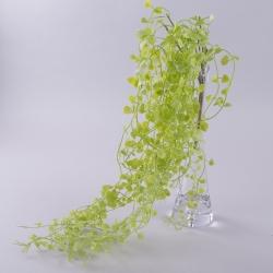 трава свисающая искусственная салатовая