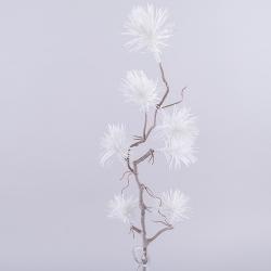 ветка гамамелис латексная белая