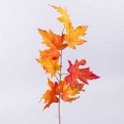 """ветка """"листья кленовые большие"""""""