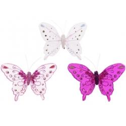 Декоративные птицы и бабочки<br>