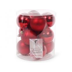 Елочные шары, наборы шаров (пластик)<br>