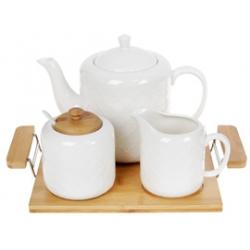 Чайники фарфоровые и керамические<br>