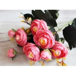 Букеты из роз, пионов, гортензий<br>