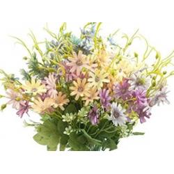 Искусственные полевые цветы<br>