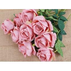 Искусственные розы<br>
