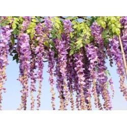 Свисающие искусственные цветы<br>