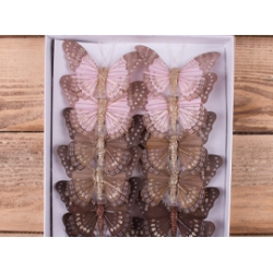 Бабочки, птички, насекомые<br>