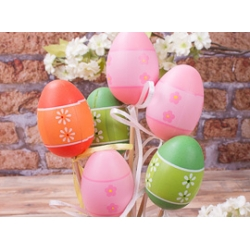 -пасхальные яйца<br>