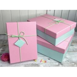 Подарочные коробки, открытки, пакеты