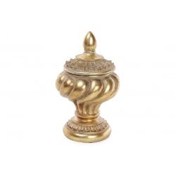 Шкатулка 26.5см, цвет - золото антик