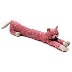 Стоппер для двери длинный Кошка 84см