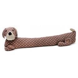 Стоппер для двери длинный Собака 68см