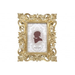 Рамка для фото Барокко 22.5см, цвет - золото
