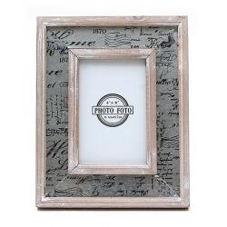 Рамка деревянная для фото 10х15см
