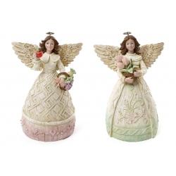 Декоративная статуэтка Ангел, 20см, 2 вида