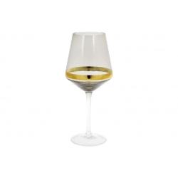 Бокал для красного вина Etoile, 550мл, цвет - дымчатый серый