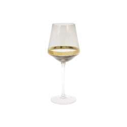 Бокал для белого вина Etoile, 400мл, цвет - дымчатый серый