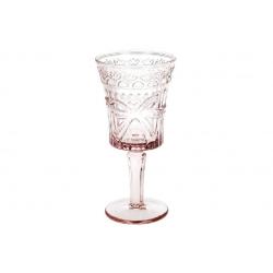 Бокал для вина Бант, цвет - розовый, 260мл