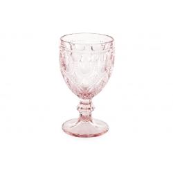 Бокал для вина 350мл, цвет - розовый,