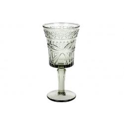 Бокал для вина Бант, цвет - дымчатый серый, 260мл
