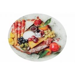 Блюдо вращающееся для сервировки стола Парма, 32см