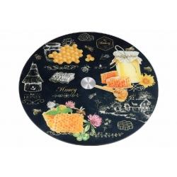 Блюдо вращающееся для сервировки стола Honey, 32см