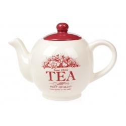 Чайник керамический 1л, Английский Шиповник