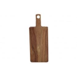 Деревянная разделочная доска 35см