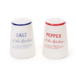 Набор для специй Red&Blue: солонка и перечница
